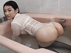 Azumi Miz hot tube - free japan porn